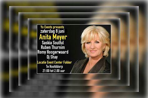 Yo Events : Anita Meyer