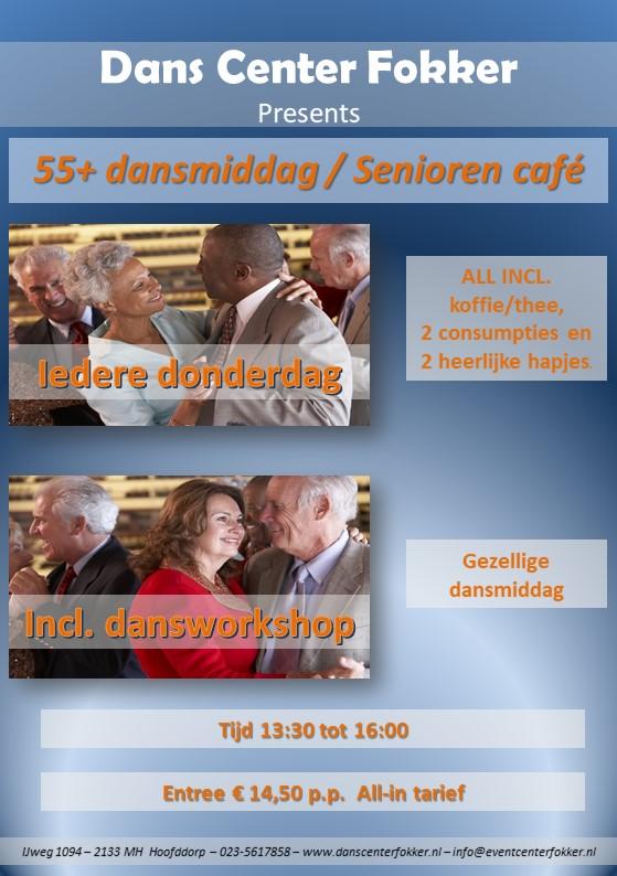 55+ Dansmiddag