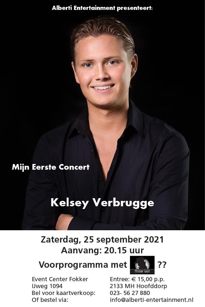 Concert: Kelsey Verbrugge