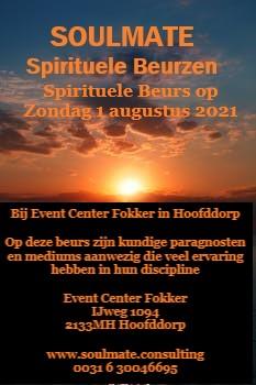Spirituele beurs van Soulmate Beurzen